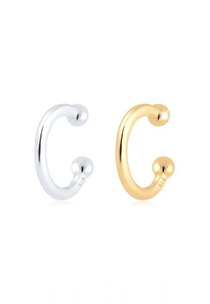 Earcuff | 925 Sterling Silber vergoldet