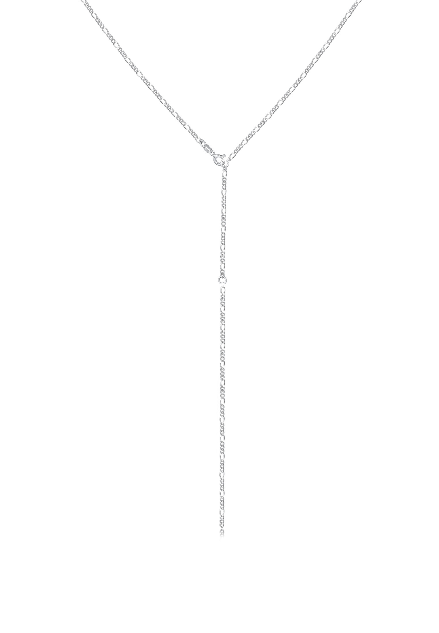 Figaro-Y-Halskette | 925er Sterling Silber