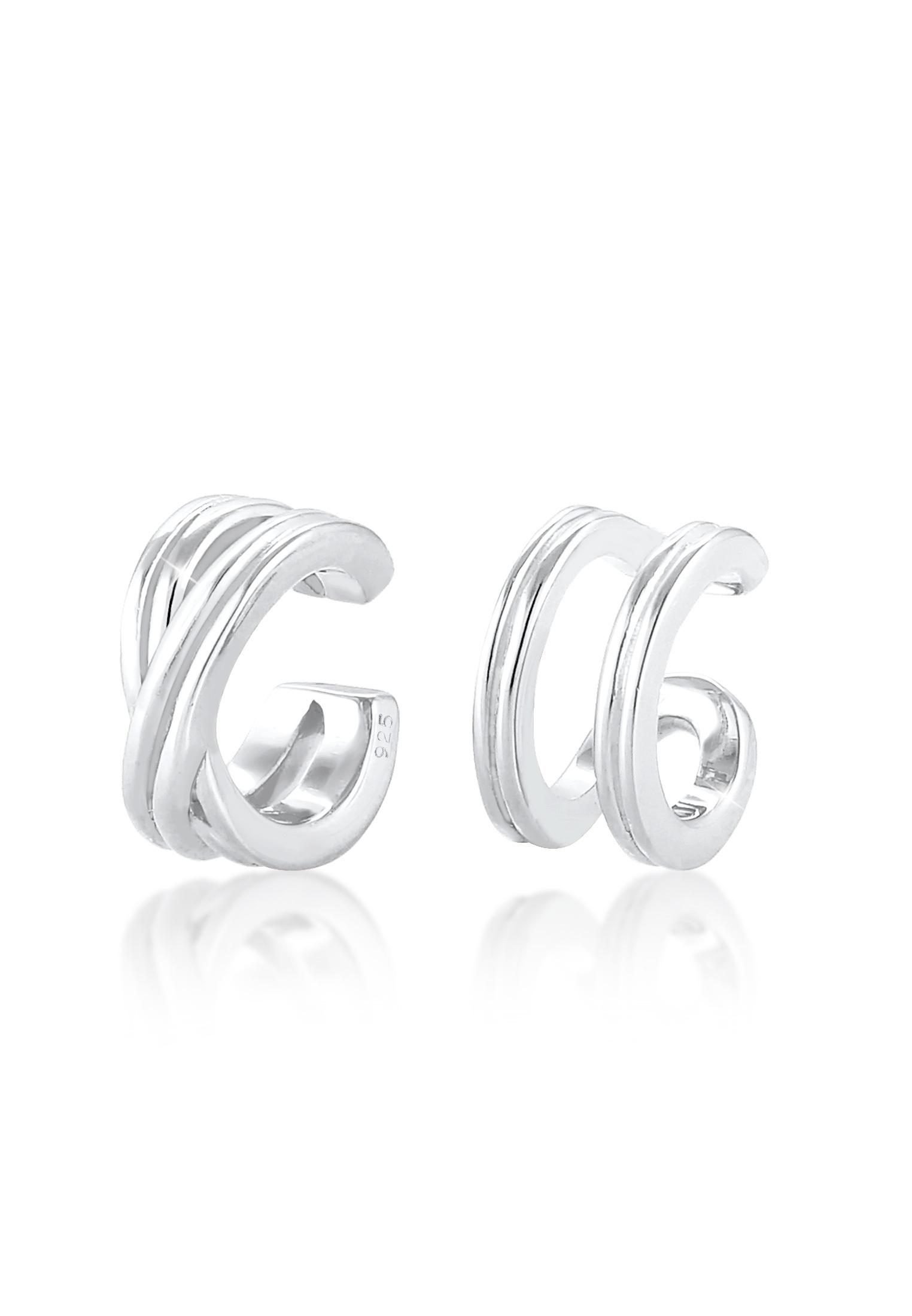 Earcuff | 925er Sterling Silber