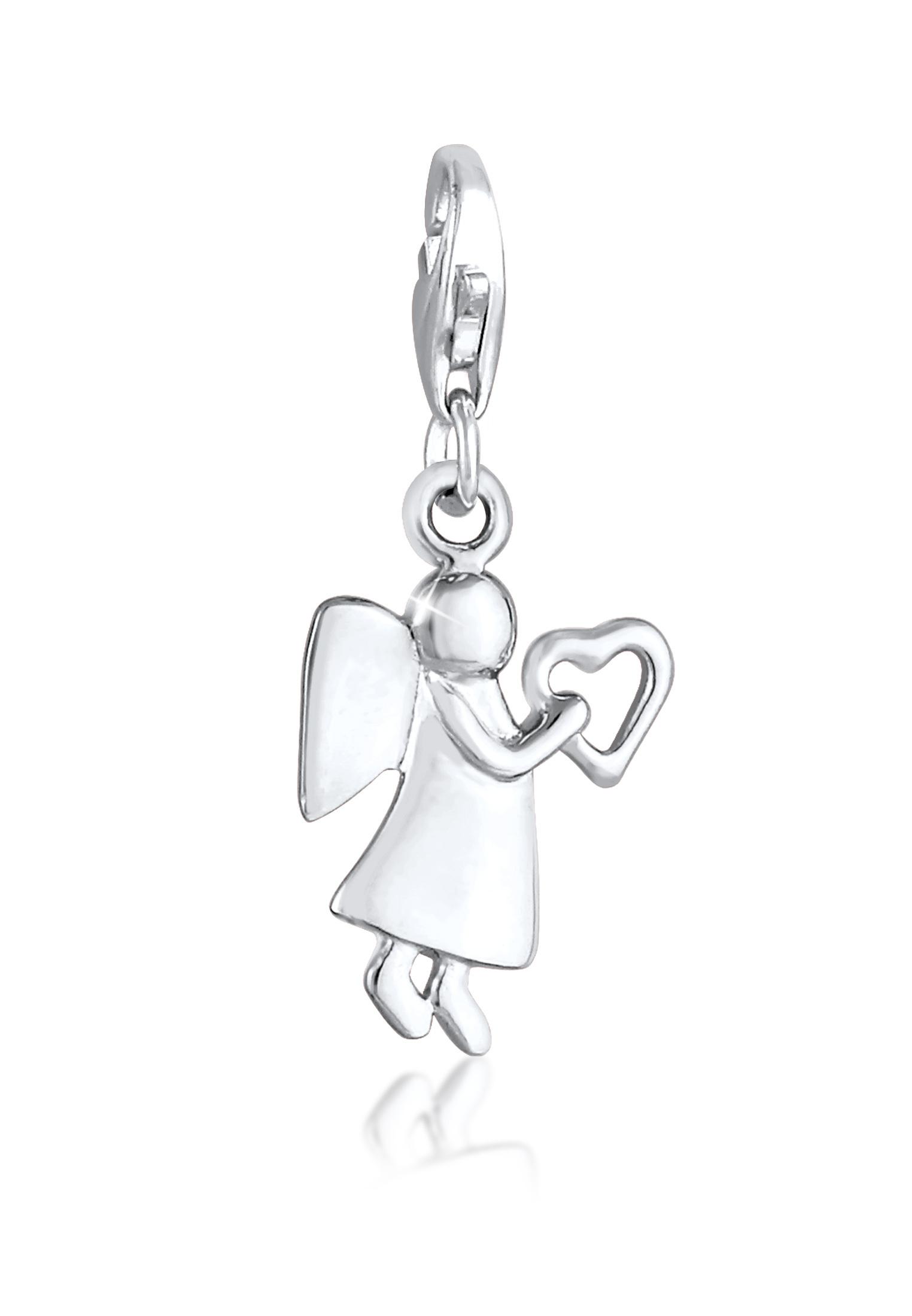 Charm Engel   925er Sterling Silber