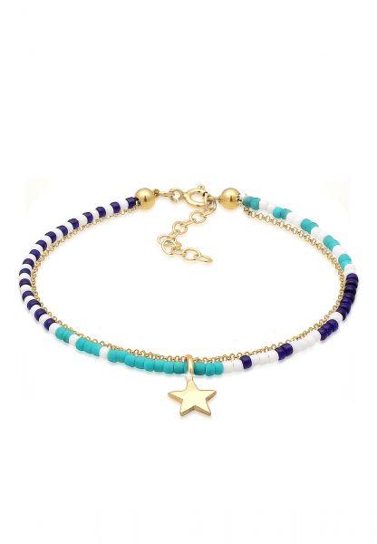 Armband Astro | 925 Sterling Silber vergoldet