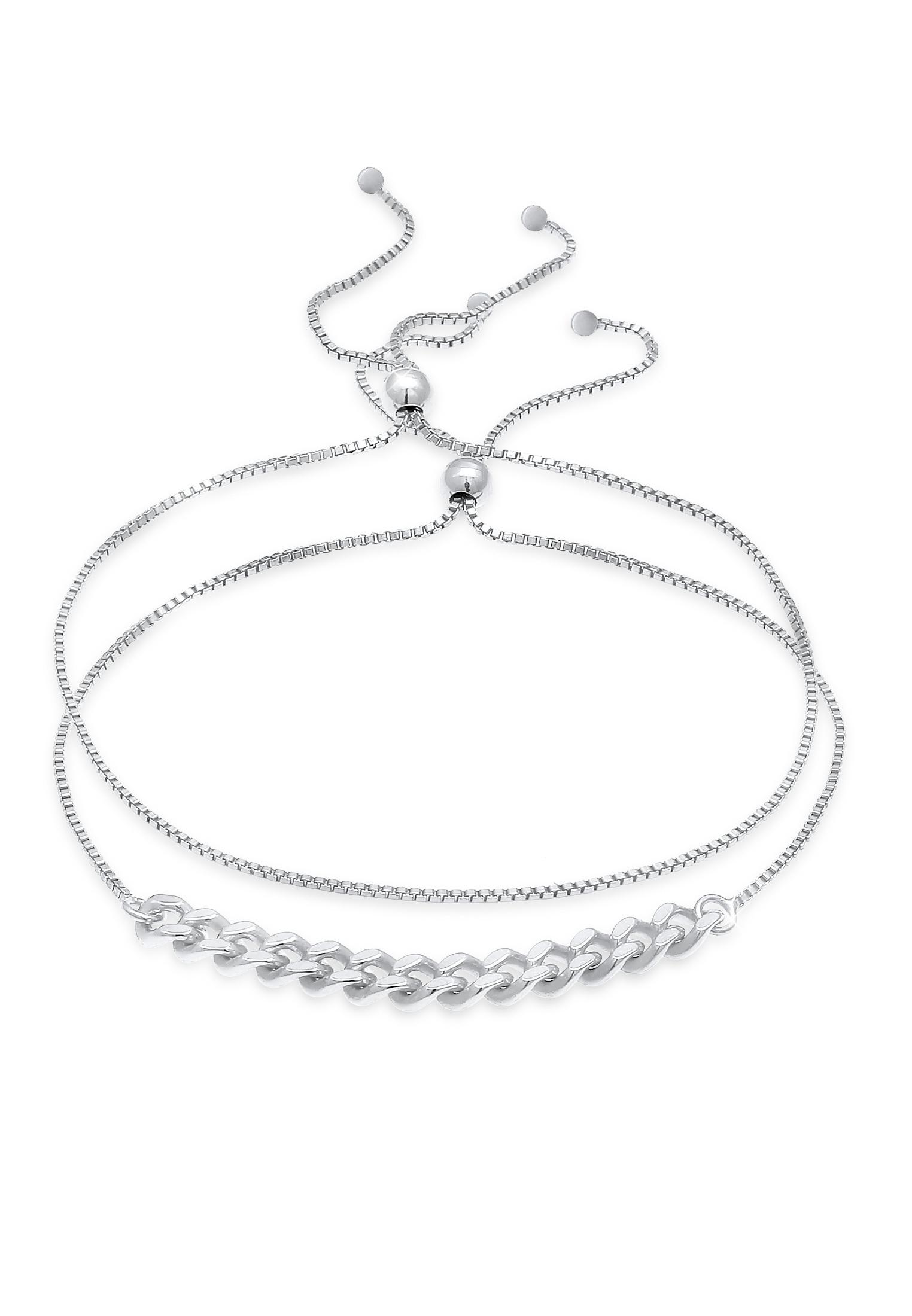 Venezianer-Armbandset | 925er Sterling Silber