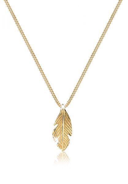 Halskette | 585 Gelbgold