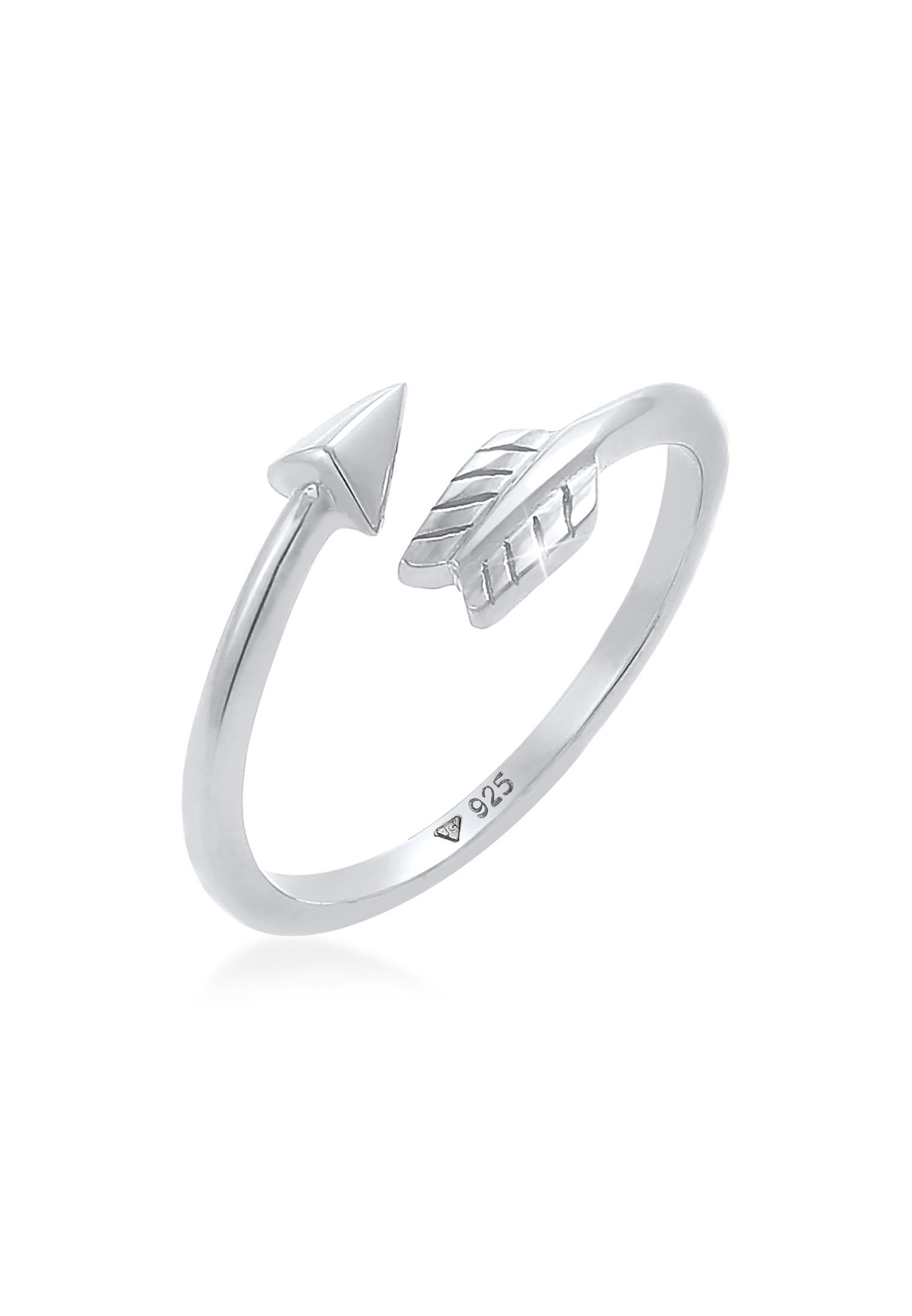 Ring Pfeil | 925er Sterling Silber