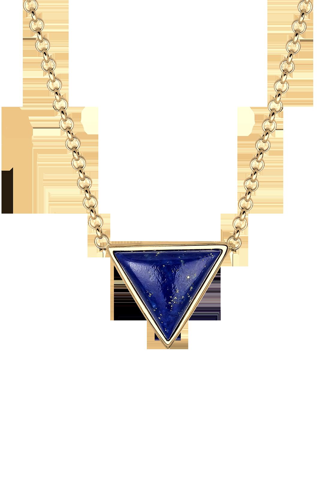 Der Lapis ist ein stark undurchsichtiges, blaues Gestein