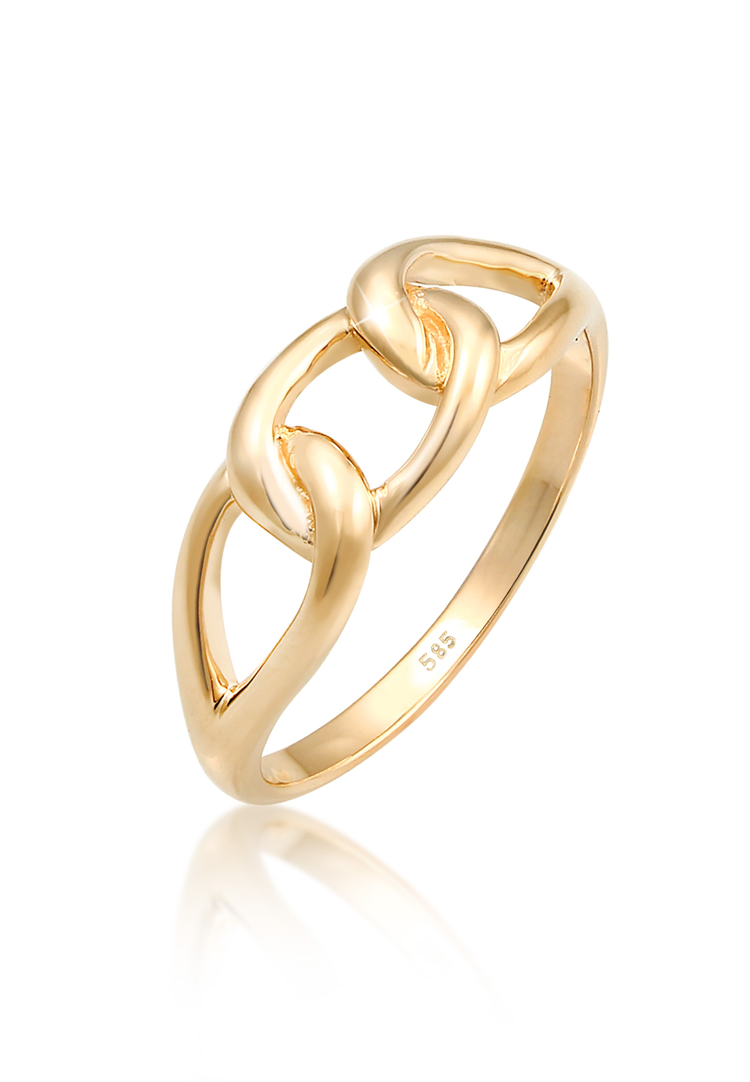 Ring Infinity   585 Gelbgold