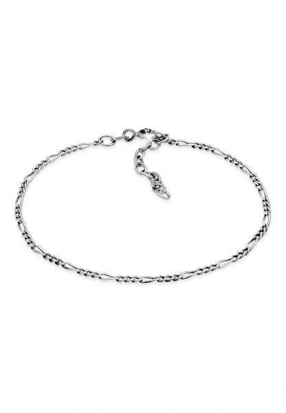 Elli Armband Armkettchen Figaro Basic Klassisch 925er Silber
