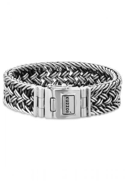 Armband Braided | 925er Sterling Silber