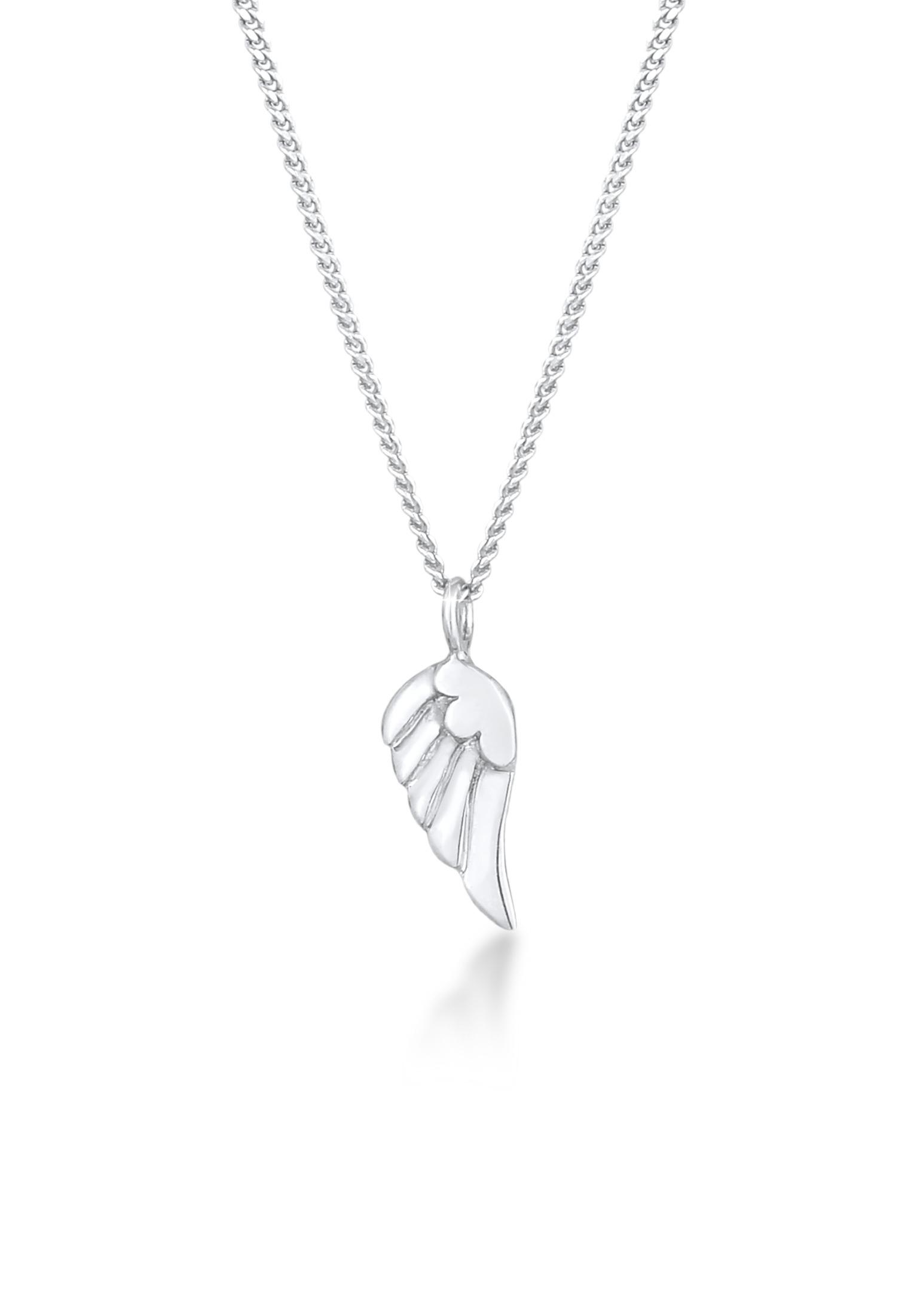 Halskette Flügel | 925er Sterling Silber