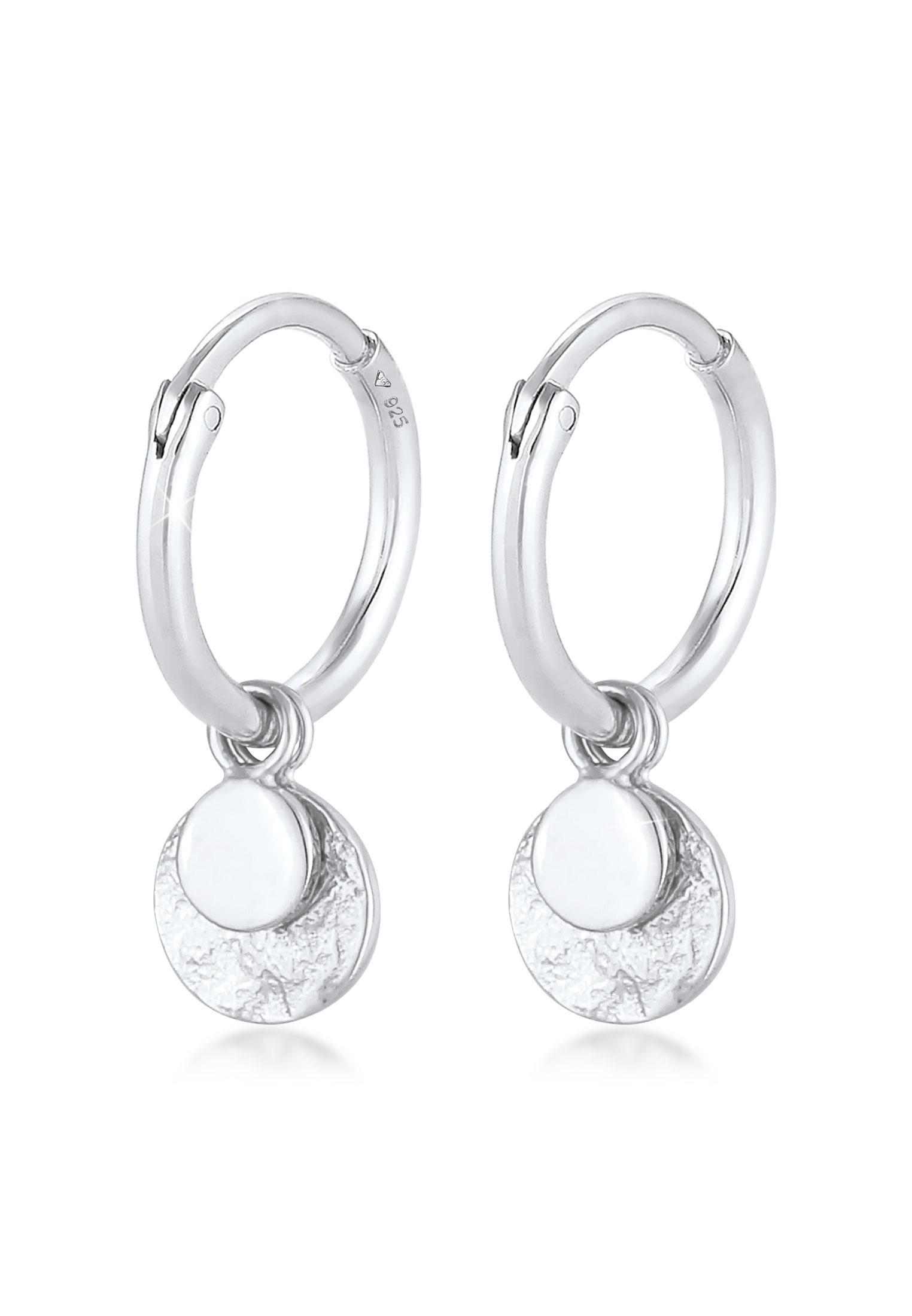 Ohrhänger Geo | 925er Sterling Silber