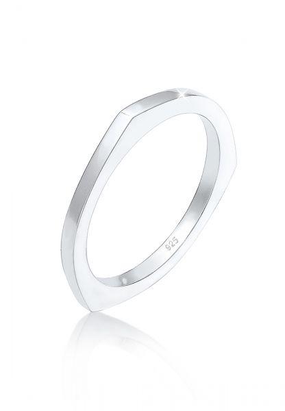 Ring Geo   925er Sterling Silber