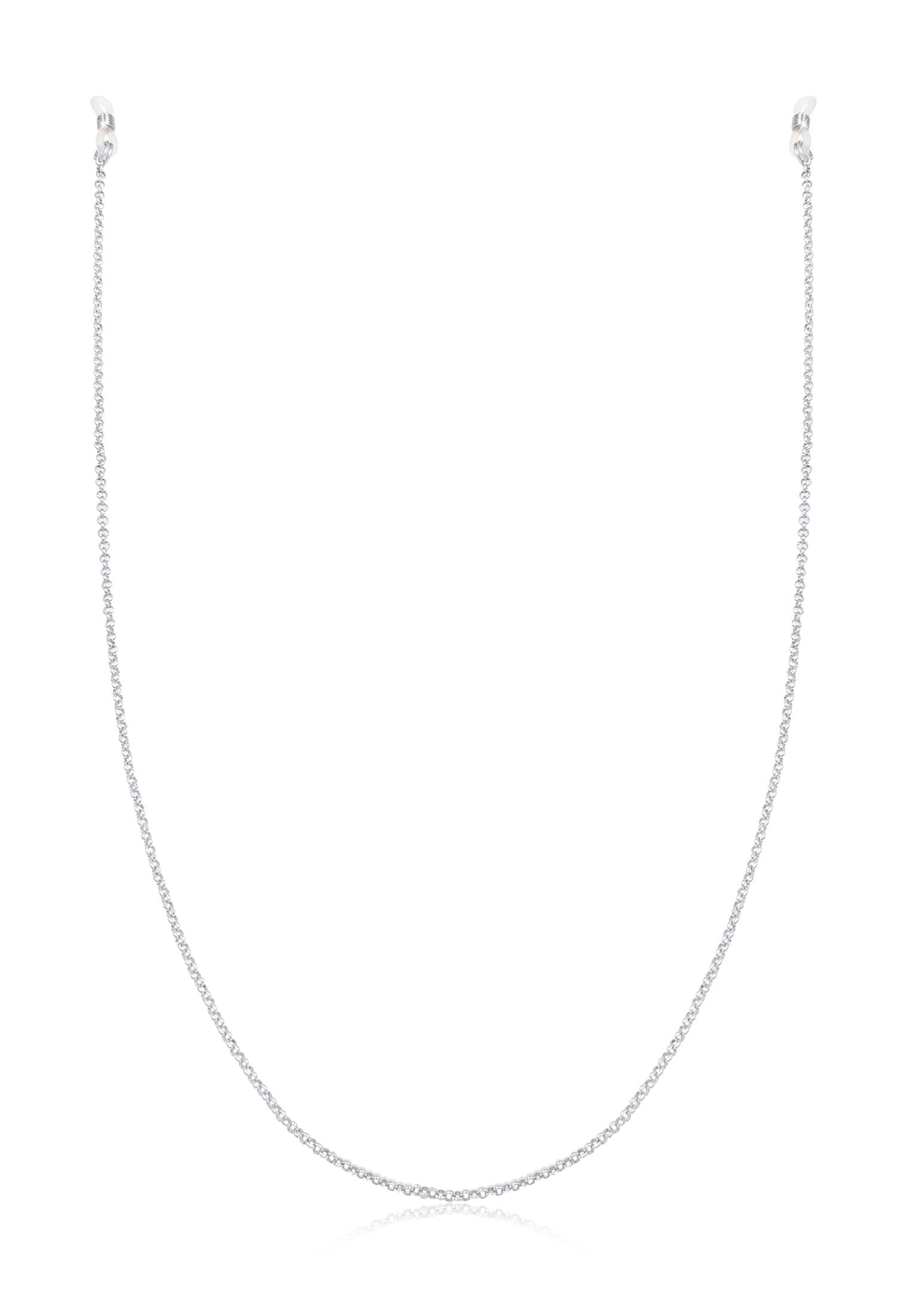 Sonnenbrillenkette Basic   925er Sterling Silber