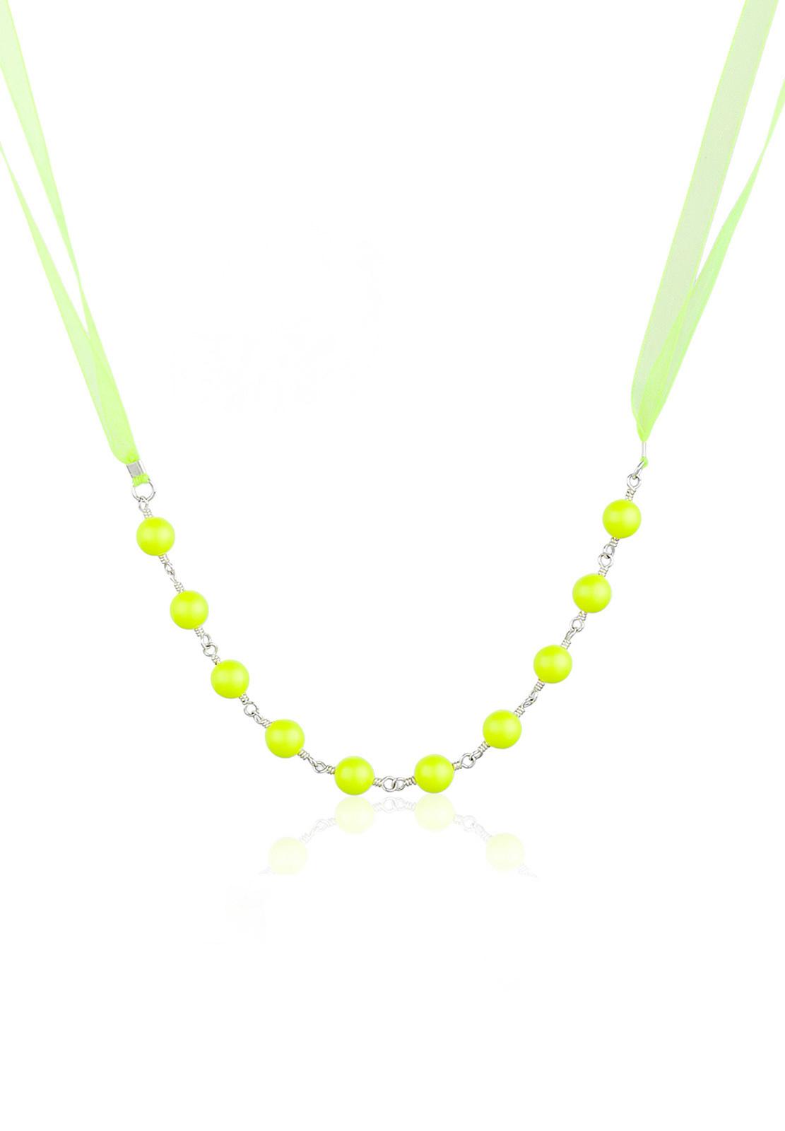 Halskette | Perle | 925er Sterling Silber