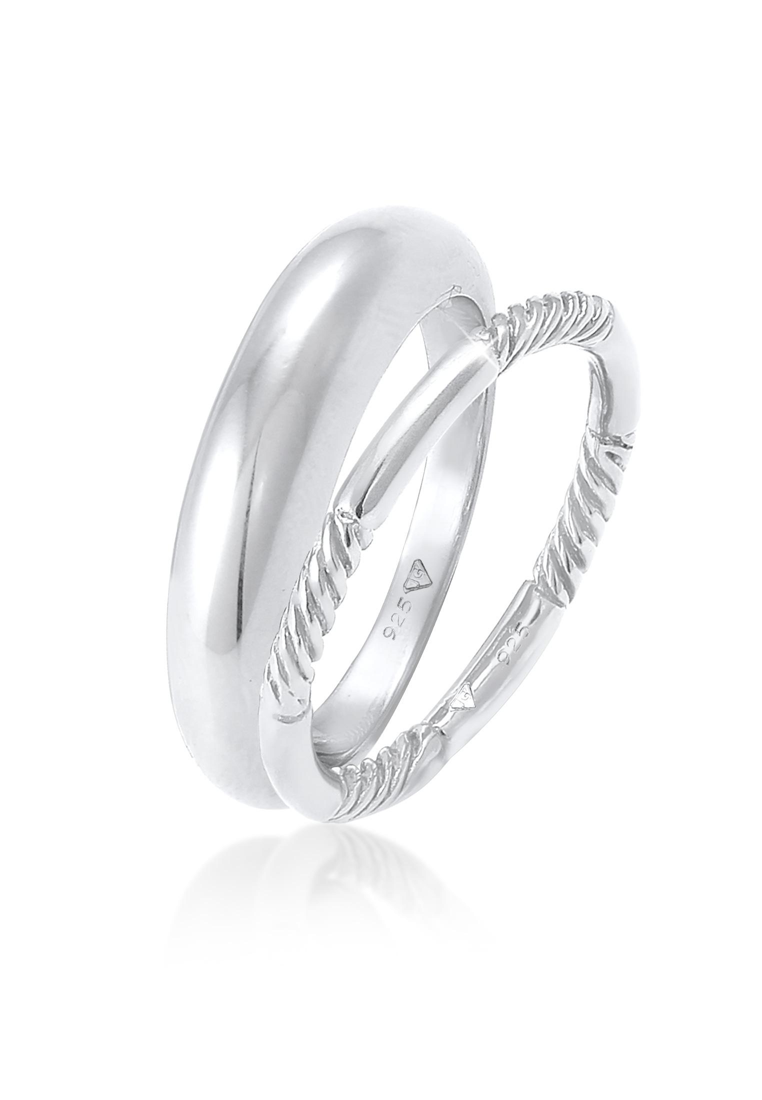 Ringset   925er Sterling Silber