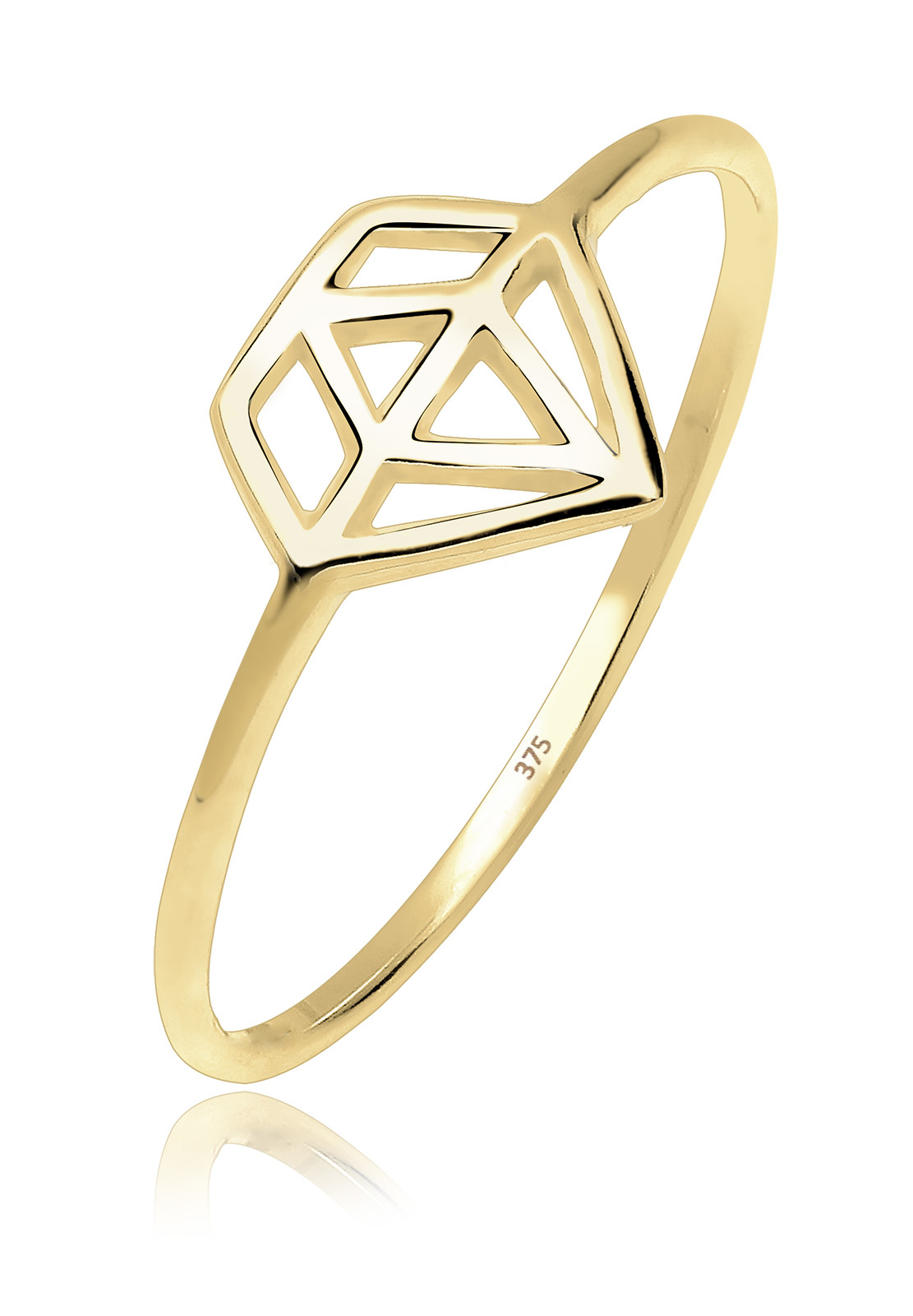 Ring   375 Gelbgold