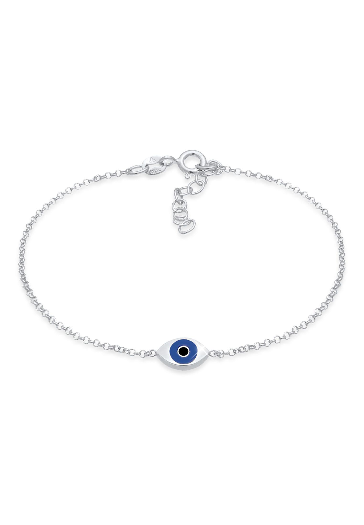 Armband Evil Eye | 925er Sterling Silber