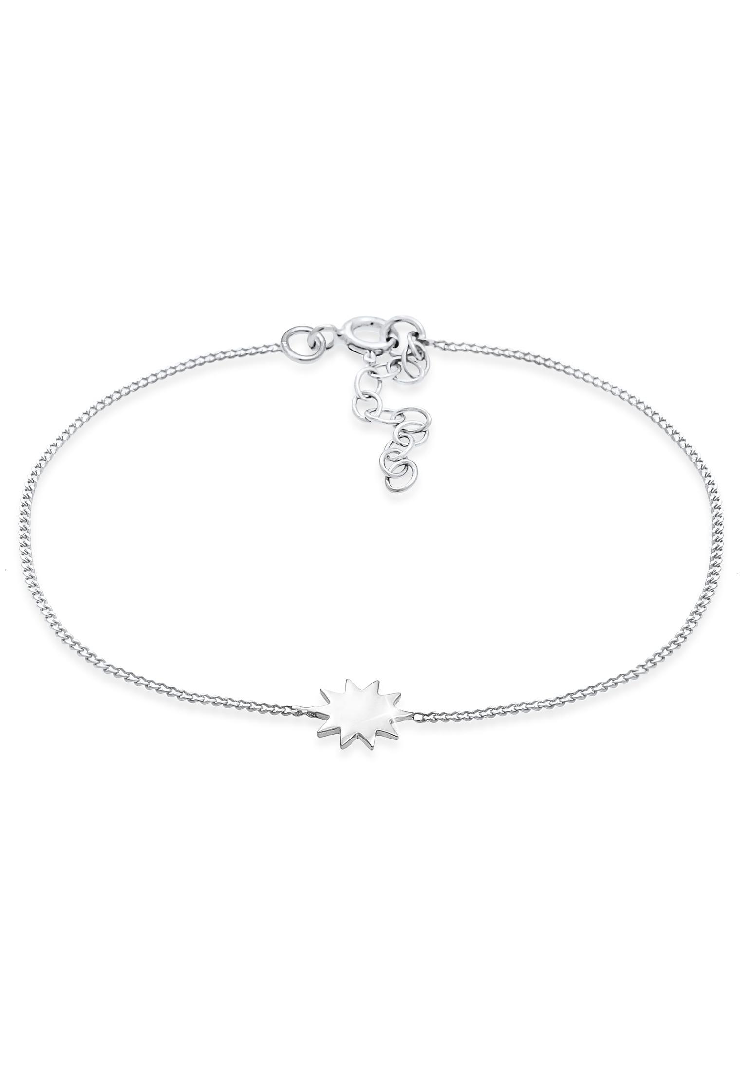 Armband Sonne | 925er Sterling Silber