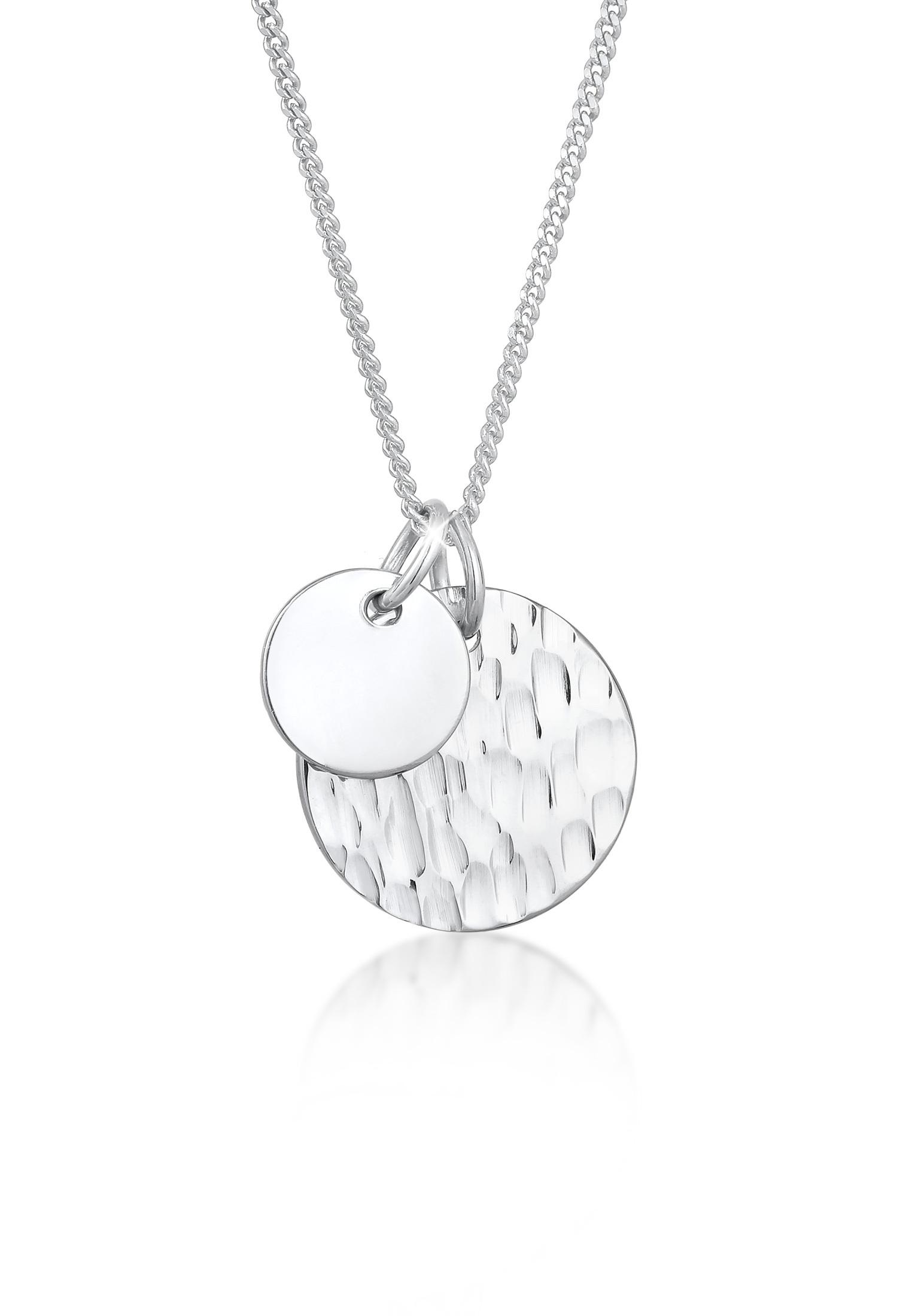 Halskette Geo | 925er Sterling Silber