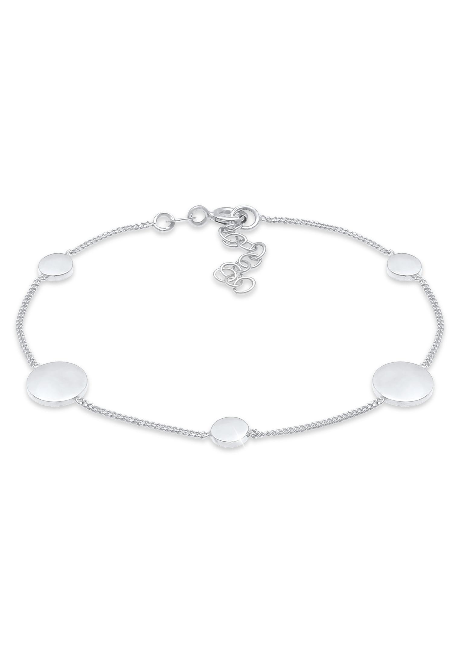 Armband Kreis | 925er Sterling Silber