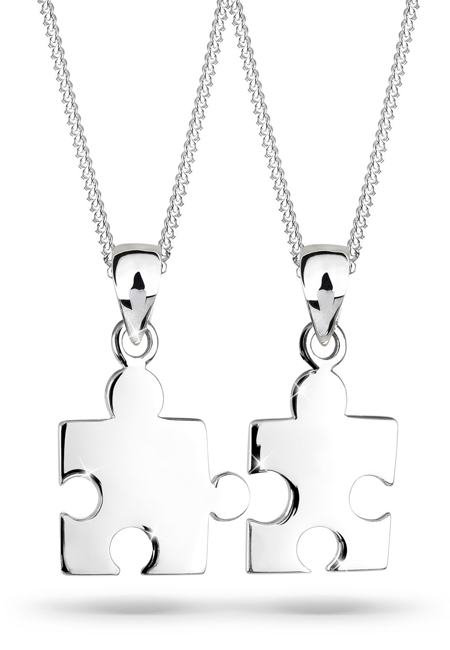 Halskettenset   925er Sterling Silber