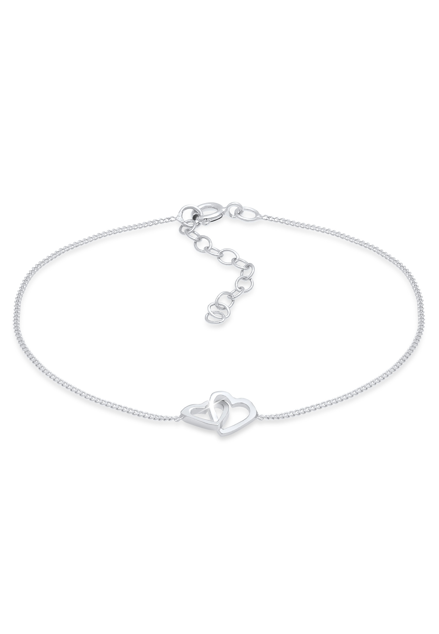 Armband Herz   925er Sterling Silber