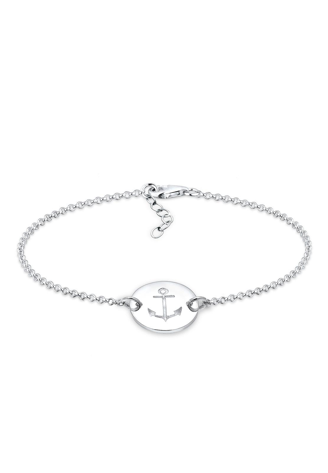 Armband Anker   925er Sterling Silber