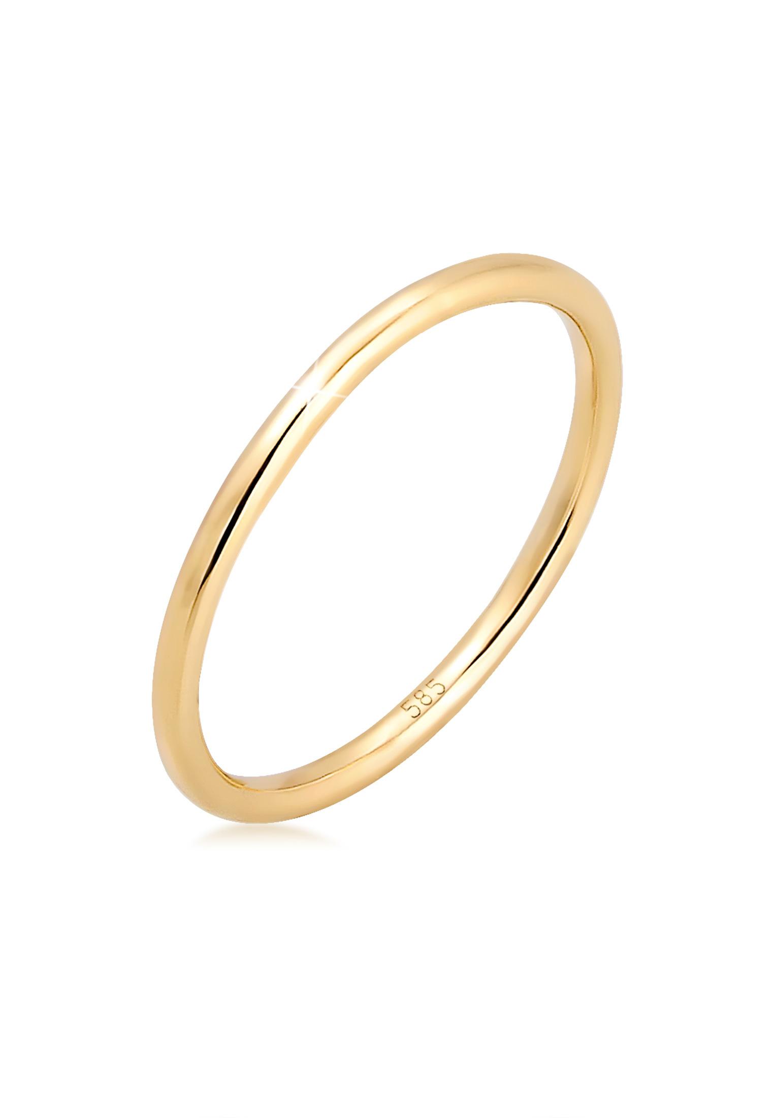 Ring | 585 Gelbgold