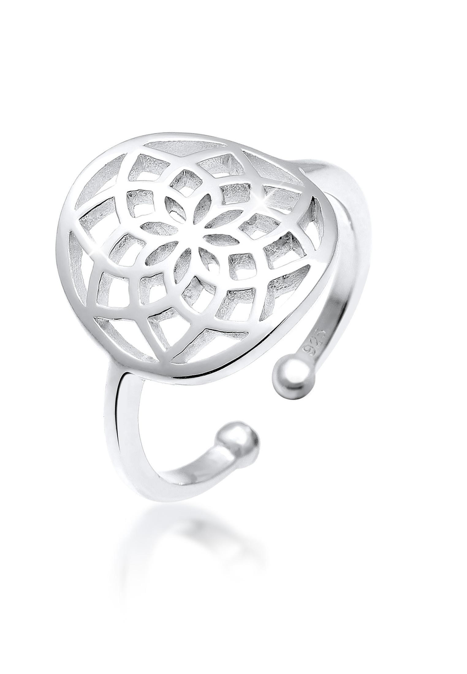 Ring Ornament   925er Sterling Silber