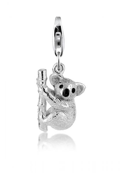 Charm Bär | 925er Sterling Silber