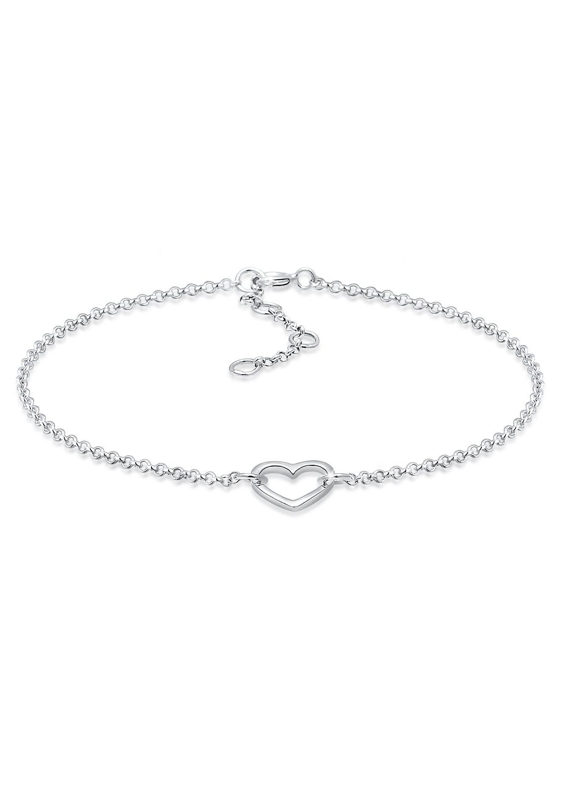Armband Herz | 925er Sterling Silber