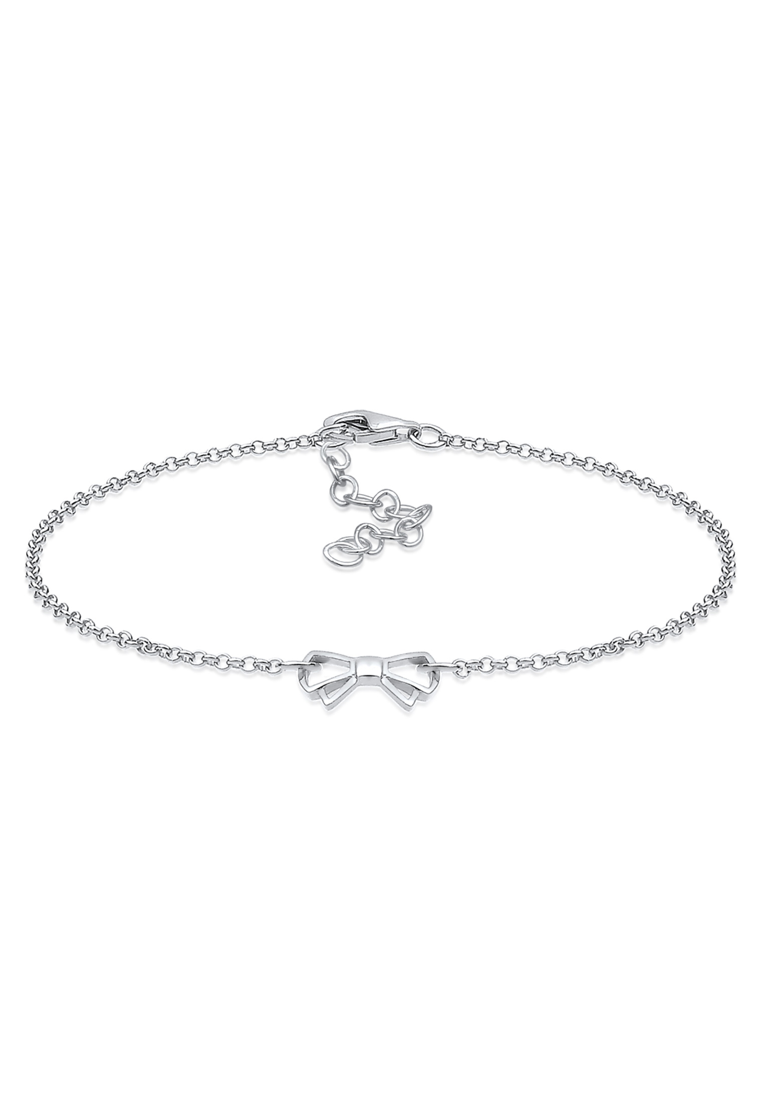 Armband Schleife   925er Sterling Silber