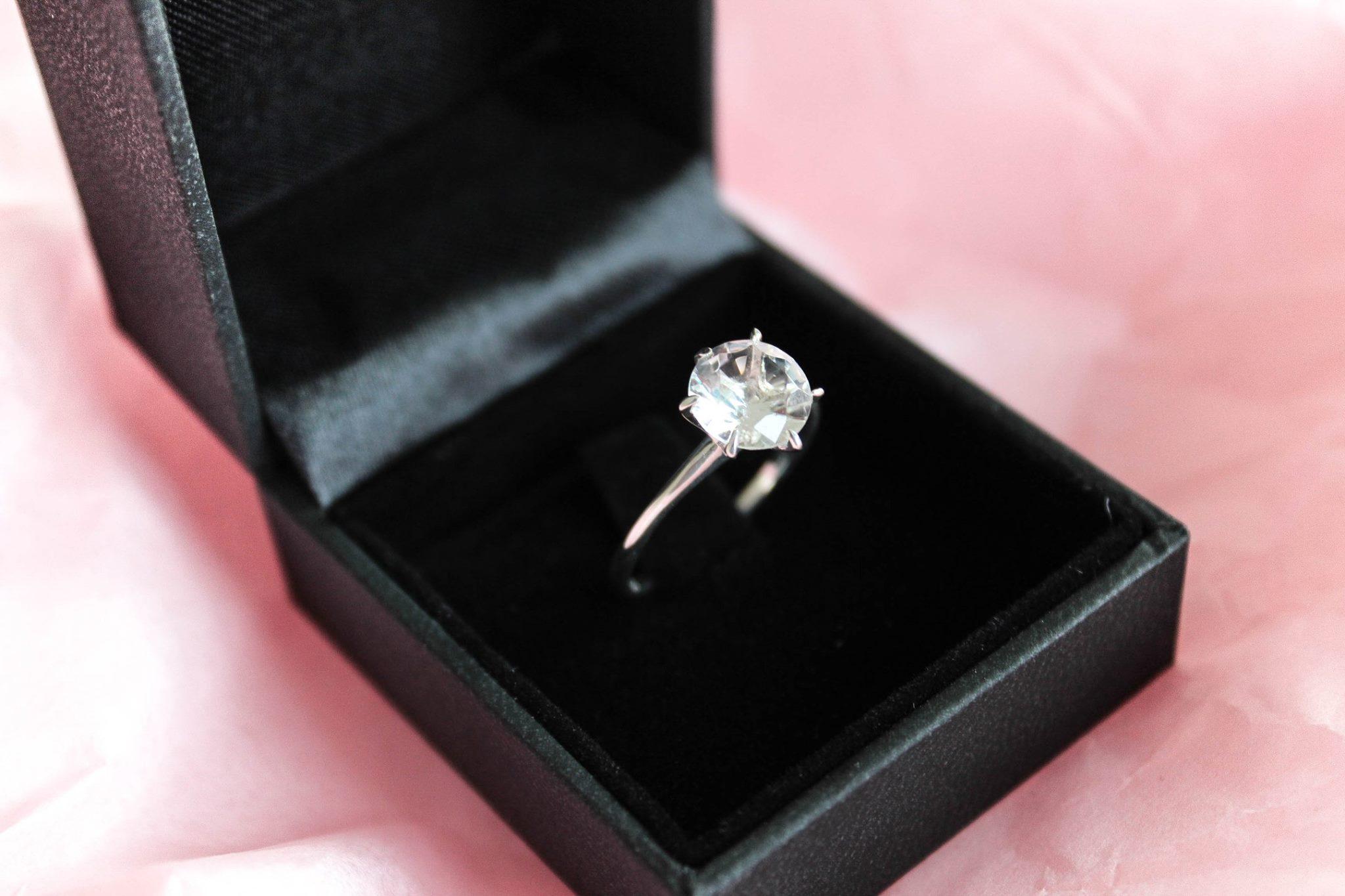 Die richtige Aufbewahrung für deinen Diamantschmuck