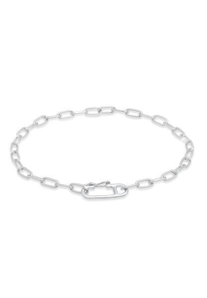 Glieder-Armband   925er Sterling Silber