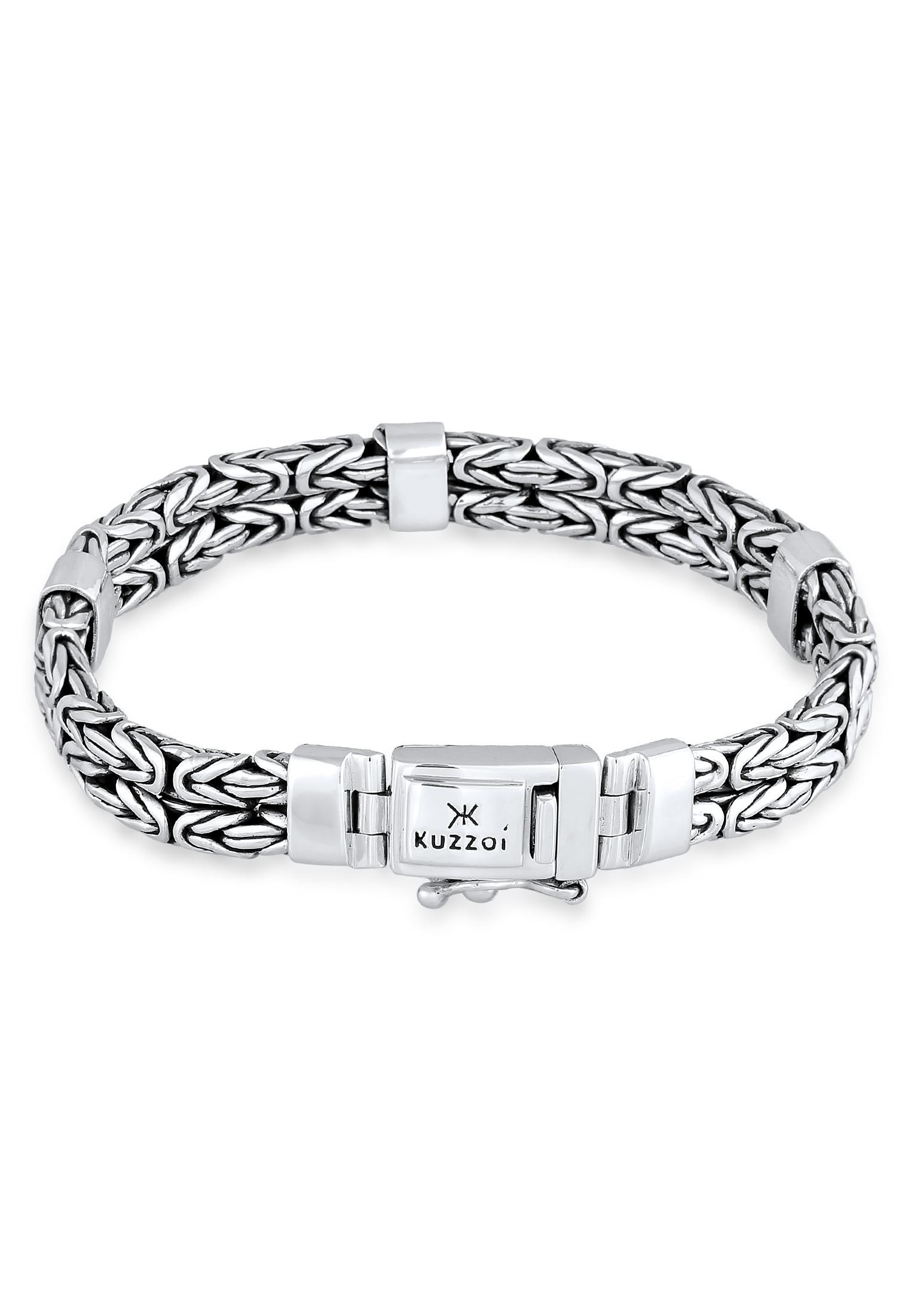 Armband Königskette | 925er Sterling Silber