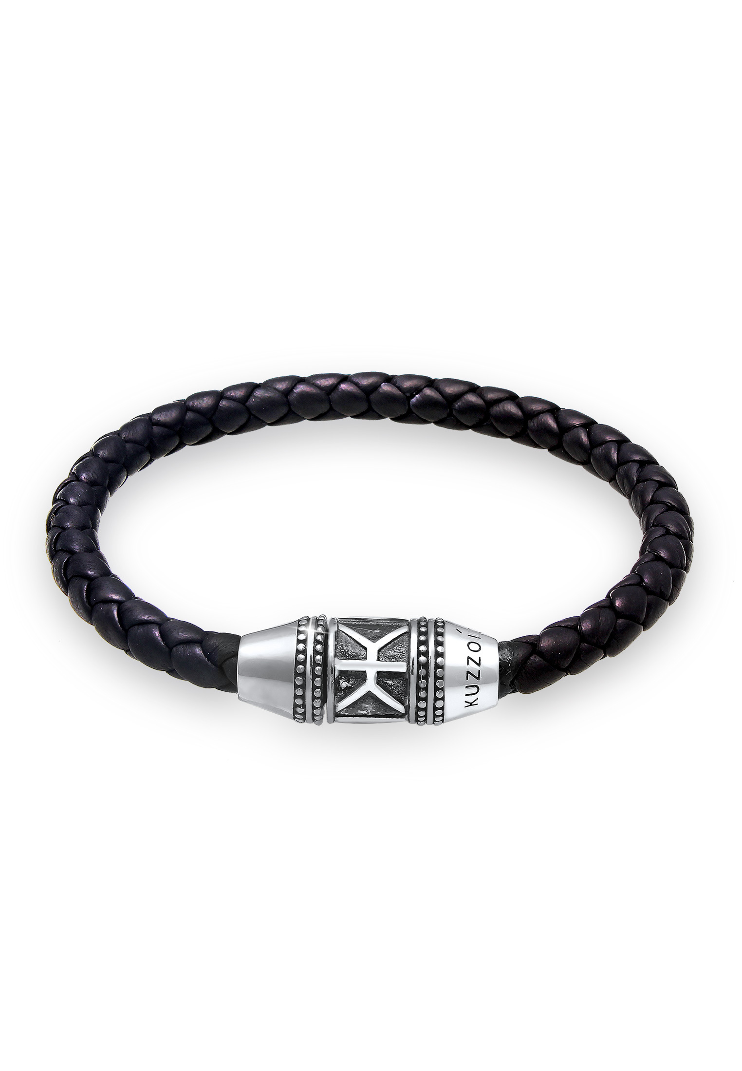 Armband | Leder | 925er Sterling Silber