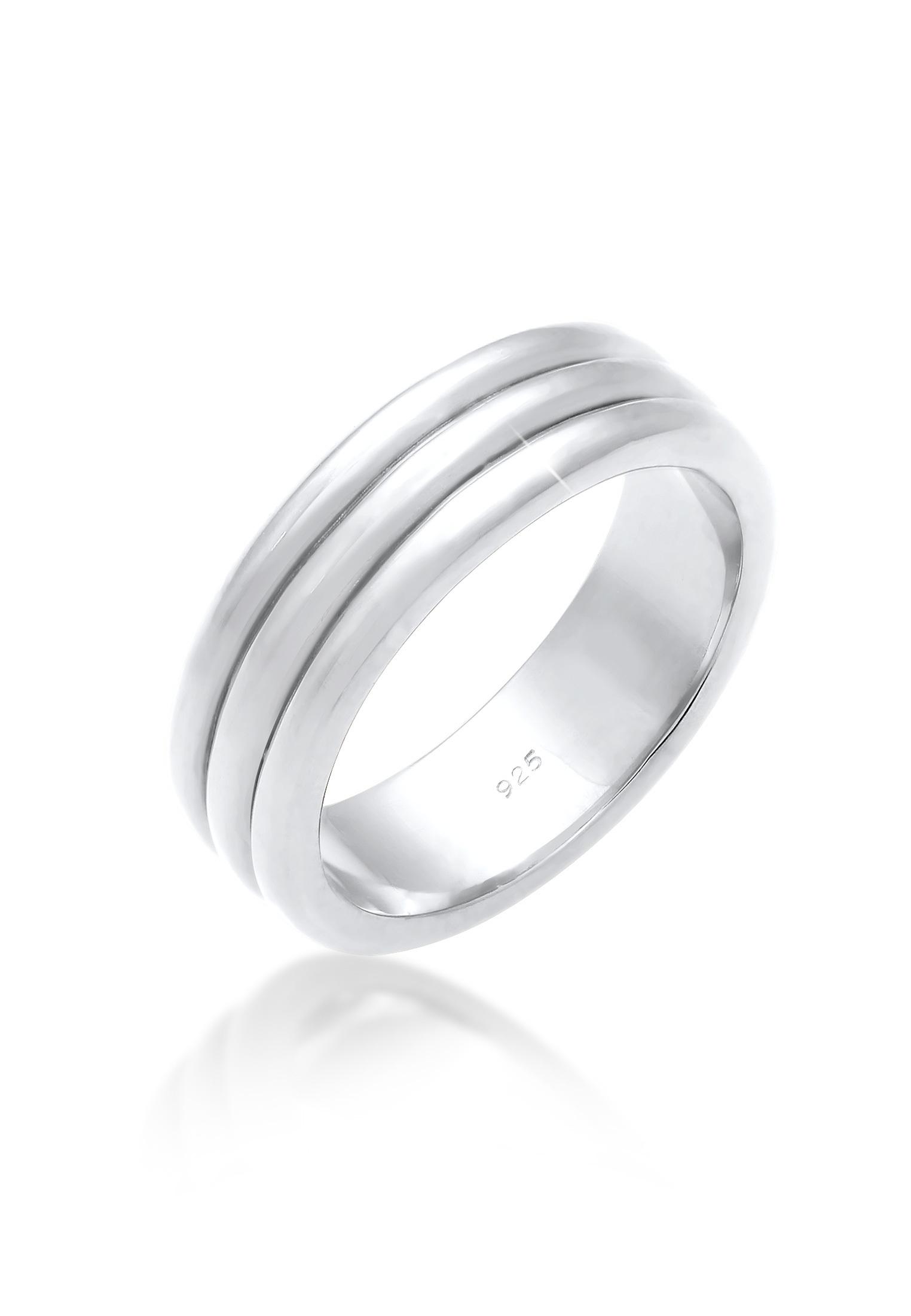 Paarring   925er Sterling Silber