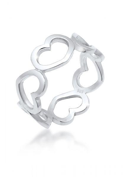 Ring Herz | 925er Sterling Silber