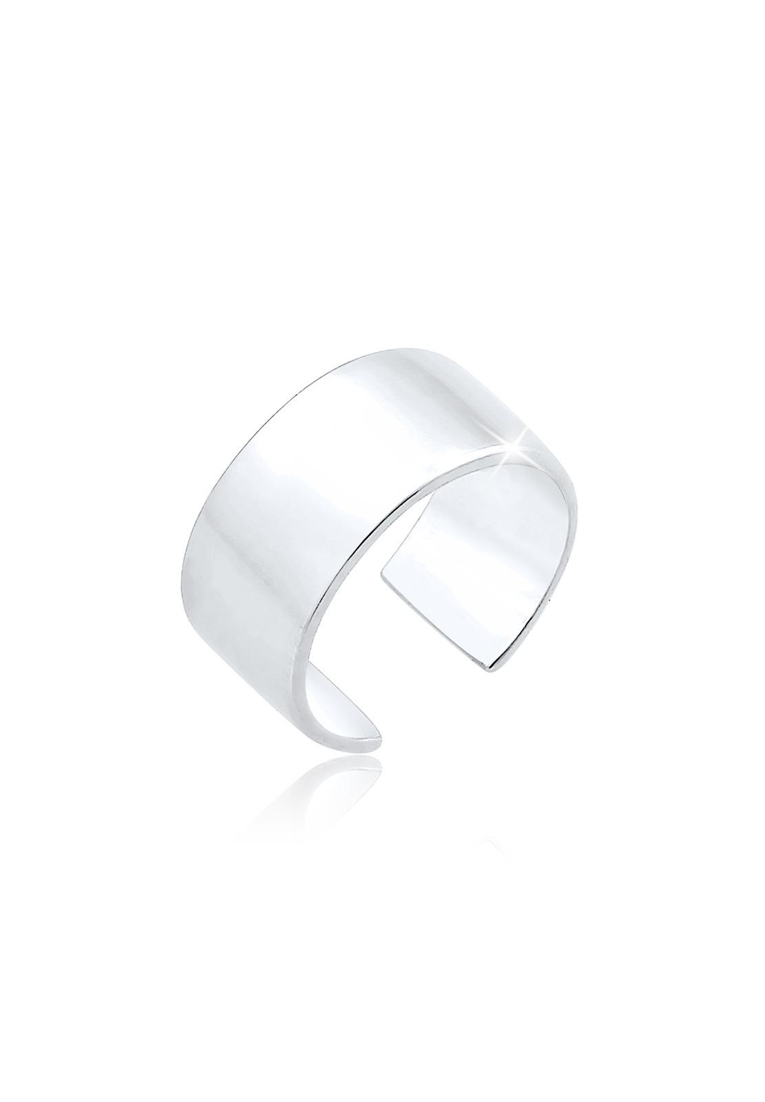 Single Earcuff Basic | 925er Sterling Silber