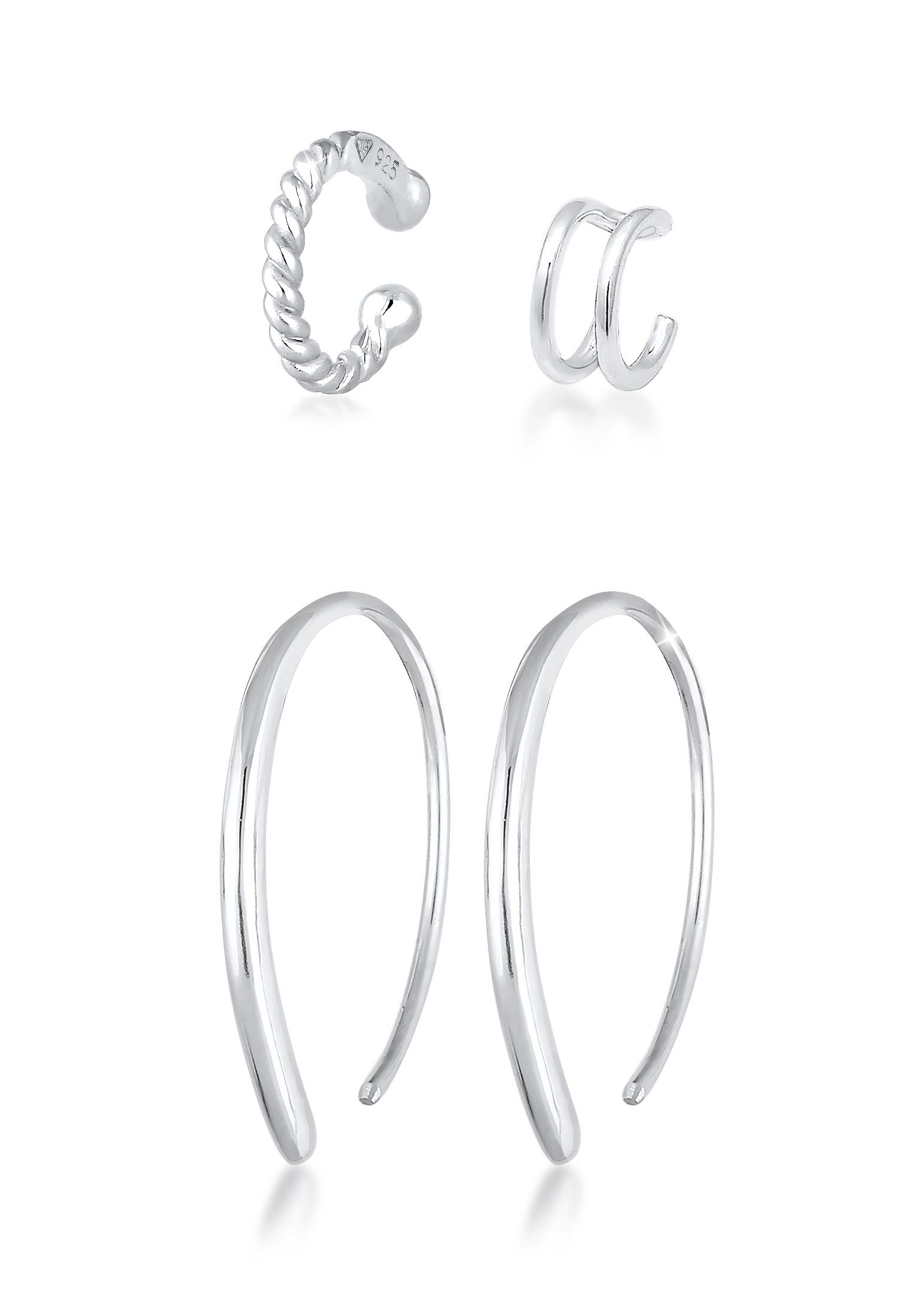 Ohrringset | 925er Sterling Silber