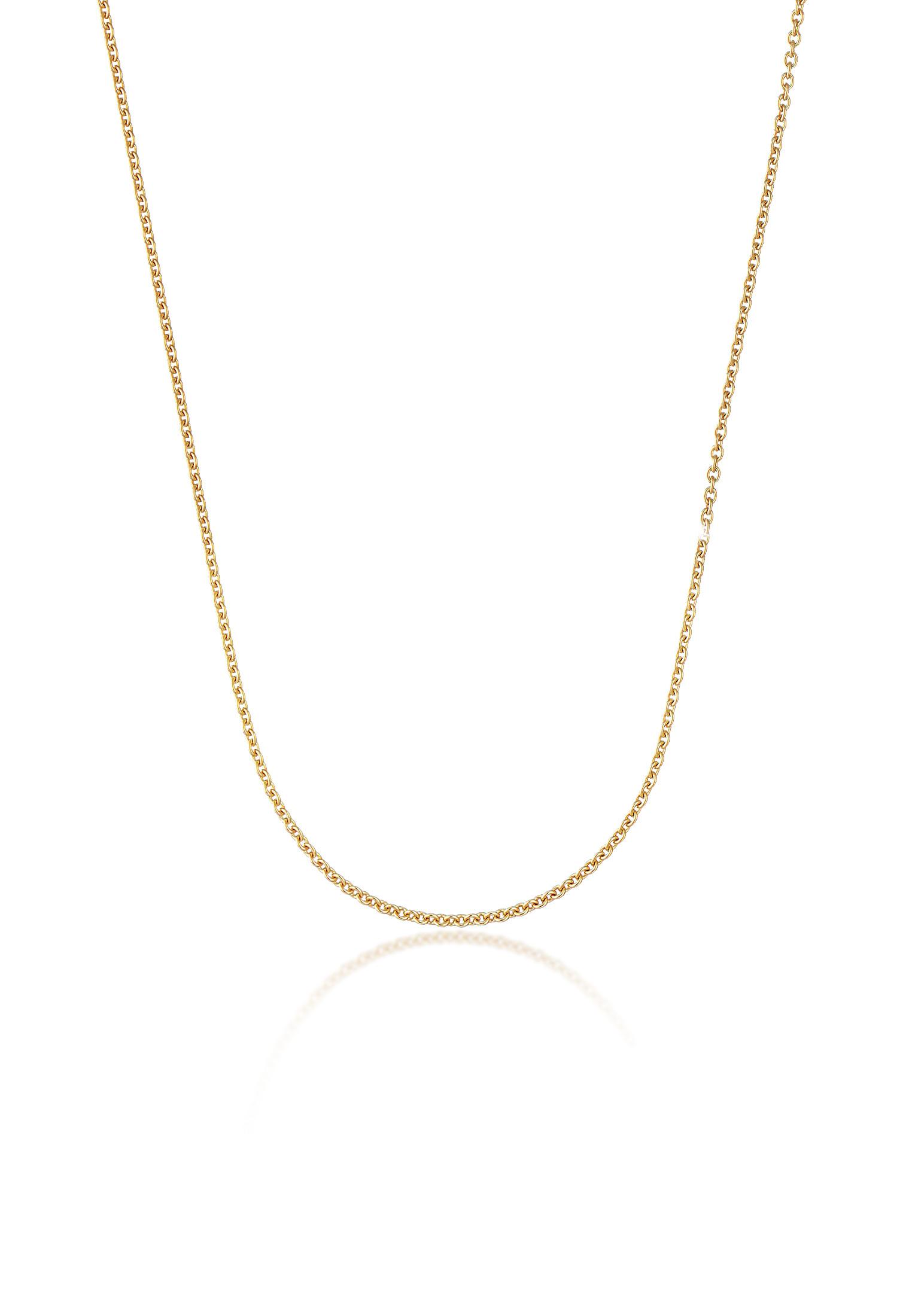 Halskette | 333 Gelbgold