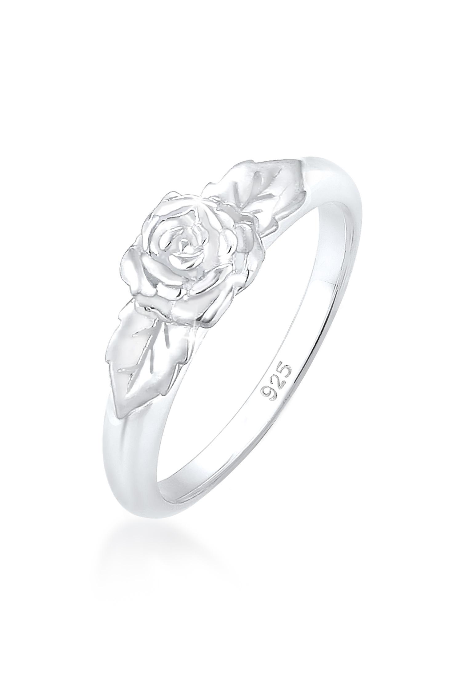Ring Rose | 925er Sterling Silber