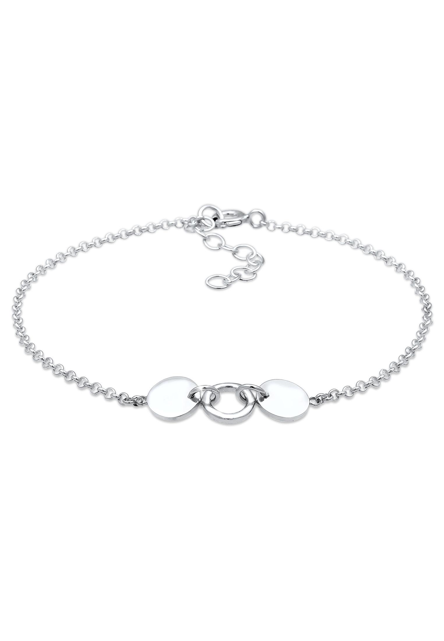 Armband Kreis   925er Sterling Silber
