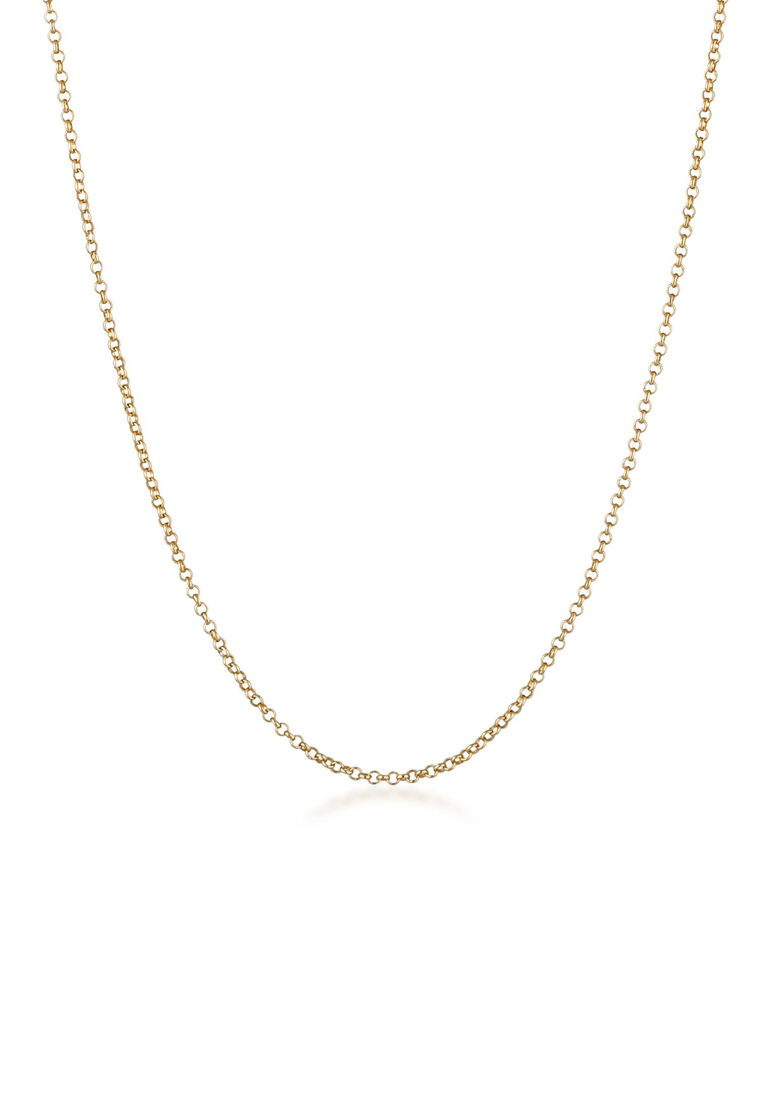 Halskette Basic | 925 Sterling Silber