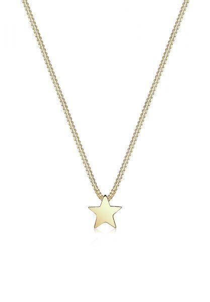 Halskette Astro | 375 Gelbgold