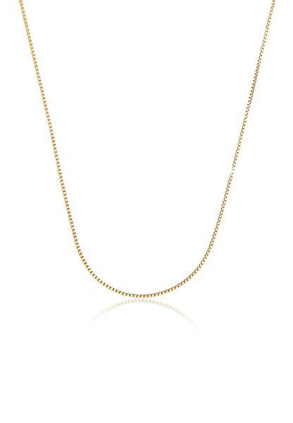 Venezianer-Halskette   333 Gelbgold