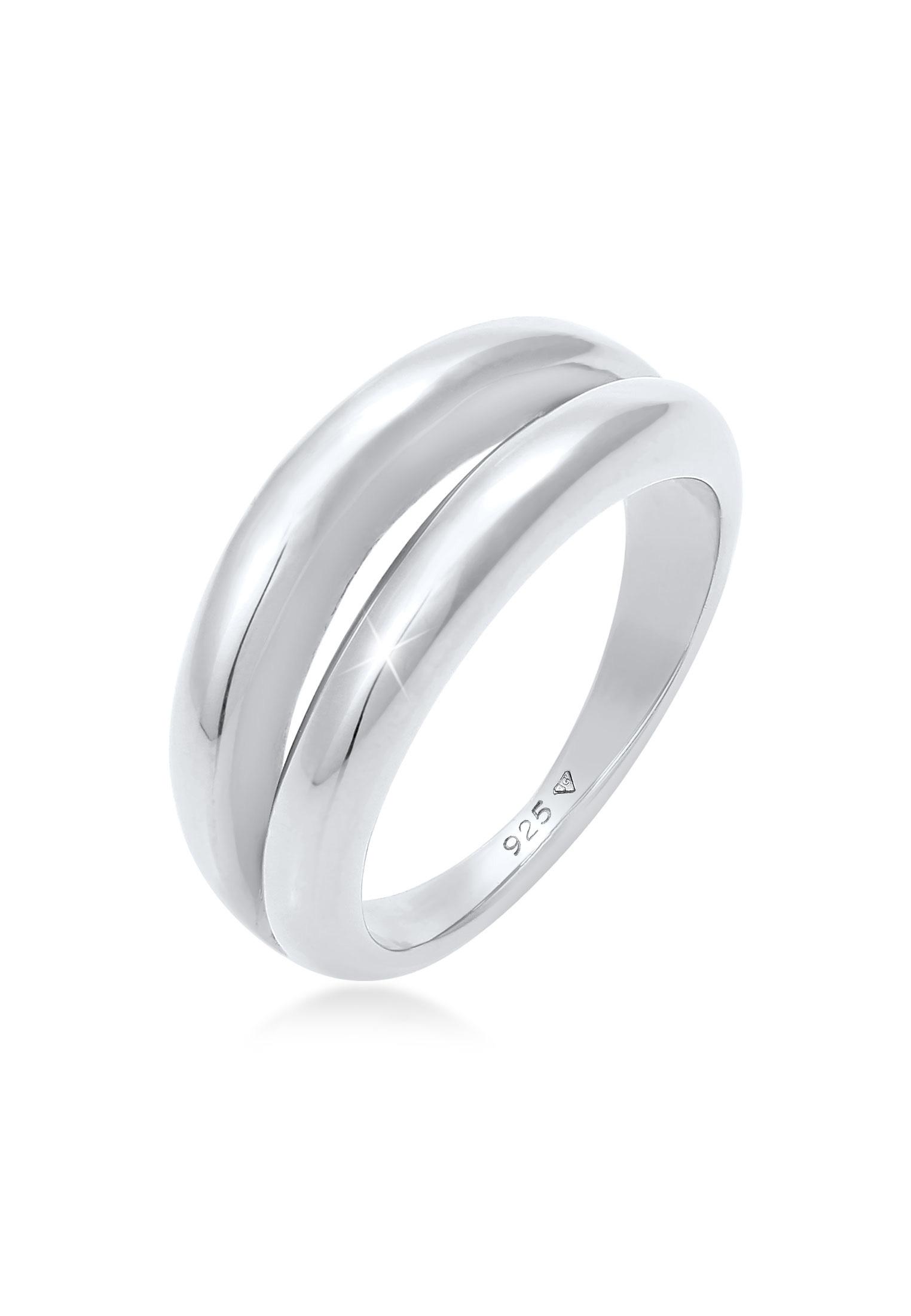 Bandring   925er Sterling Silber