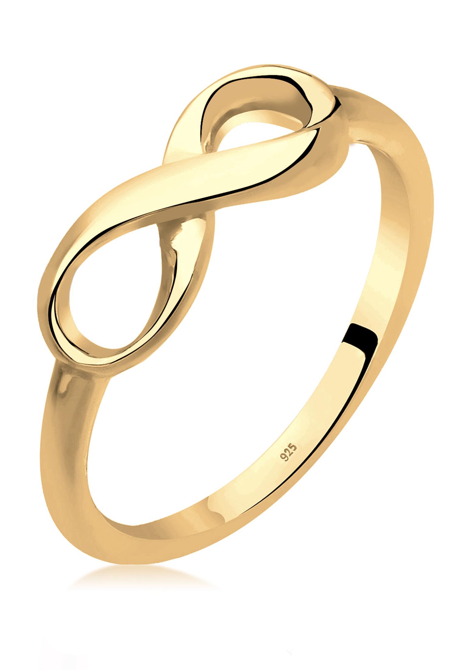 Ring Infinity   925er Sterling Silber