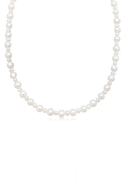 Halskette | Süßwasserperle | 925er Sterling Silber