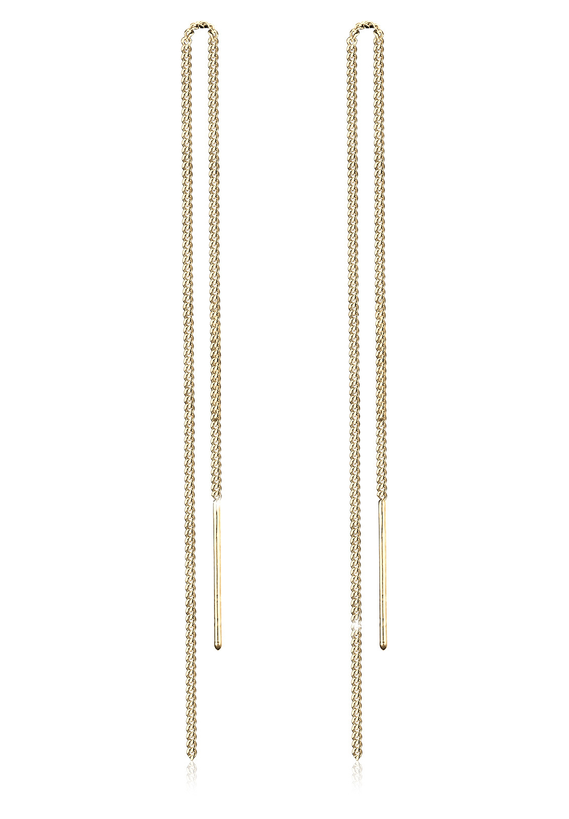 Durchzieh-Ohrhänger | 925er Sterling Silber