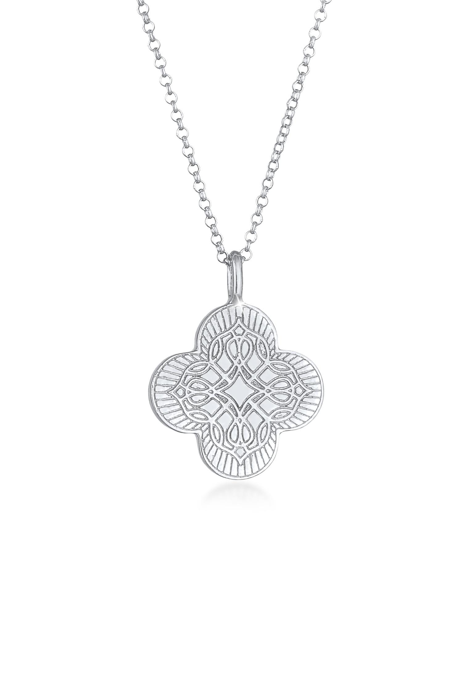 Halskette Ornament | 925er Sterling Silber